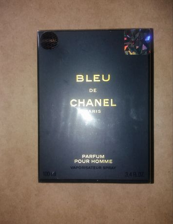 Chanel Bleu Шанель Блу Парфюм 100мл духи мужская парфюмирована вода