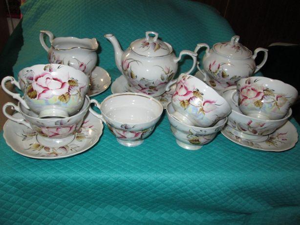 Сервиз чайный на 6 персон фарфор Барановка