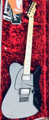 Telecaster Fender Jim Root unikat, case EMG