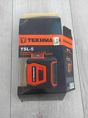 Лазерний нівелір Tekhmann TSL-5
