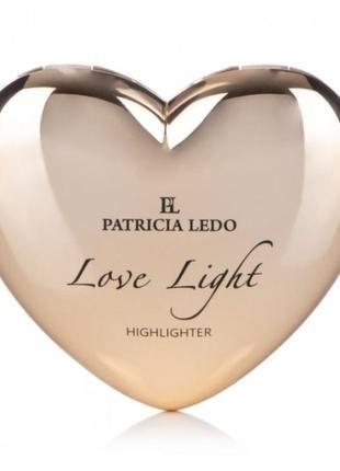 Хайлайтер патрисия ледо сердце Love Light новый