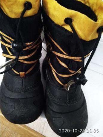 Зимние Сапоги Термо- Ботинки Дутики Сноубутсы
