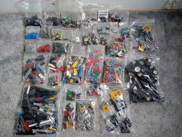 Lego Technic różne elementy
