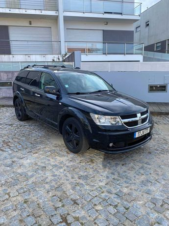 Dodge Journey RXT Caixa Manual 7 Lugares
