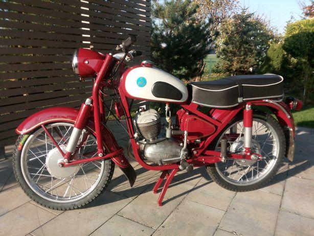 Motocykl SHL M-06T