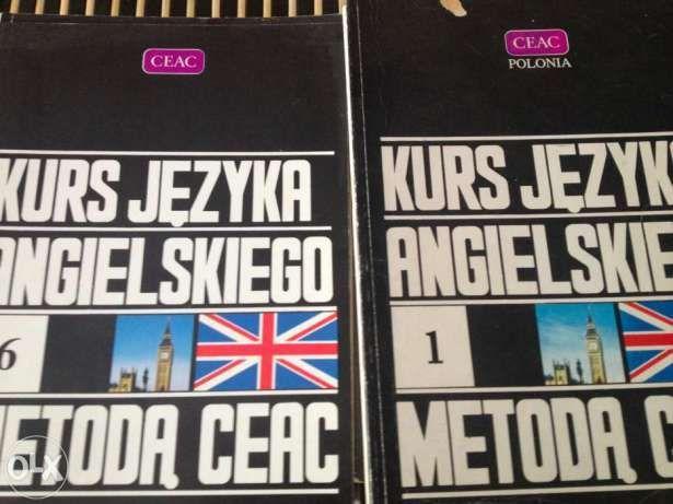 Kurs Języka Angielskiego metodą CEAC Polonia