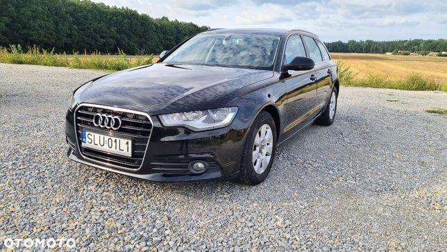 Audi A6 !!! BEZWYPADKOWY !!! AUTOMAT !!! Zarejestrowany !!!