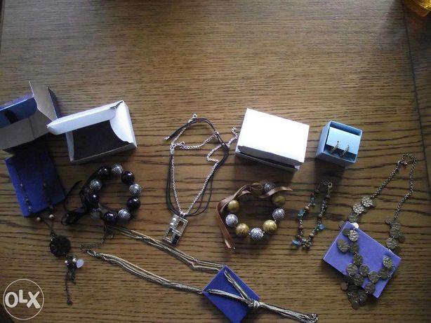 biżuteria avon nowa naszyjniki bransoletki