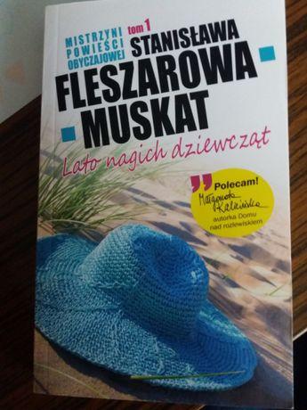 Lato nagich dziewcząt Stanisława fleszarowa - muskat