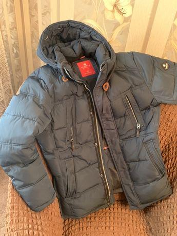 Куртка зимняя размер 48