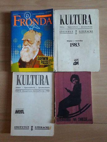 Literatura na świecie nr 4 (201), 1988 rok.