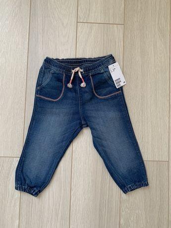 Джинси джинсы штани Hm Zara Mango Next 12-18 міс мес 80-86 р.