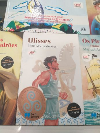 Livro Ulisses Maria alberta meneres