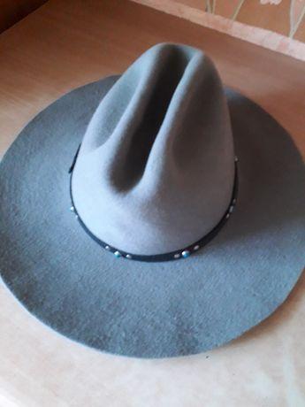 Шляпа кавбойская