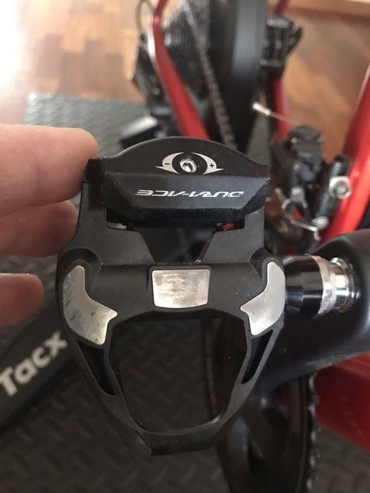 Pedaly DuraAce 9100 +4 mm Pasłęk - image 1