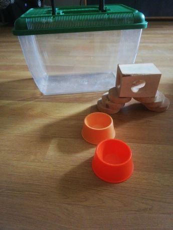 Klatka Transporter dla myszki chomika
