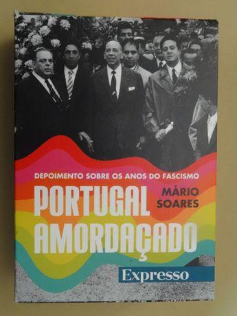 Portugal Amordaçado de Mário Soares - 7 Volumes