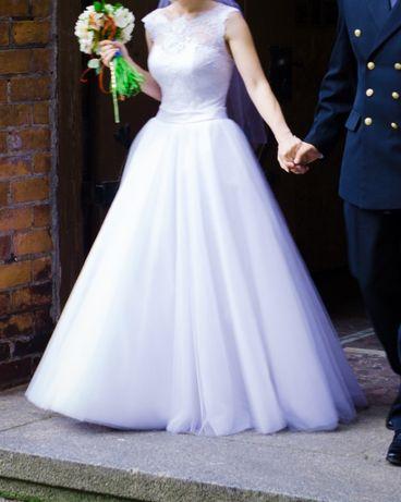 Suknia ślubna Victoria Soprano Barbie roz, 36