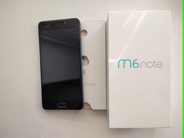 Продам Meizu M6 Note, 3/32, Blue, б/у