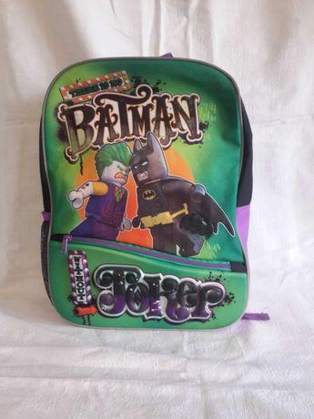 Школьная сумка Школьный рюкзак для школы Ранец Светоотражатели Лего