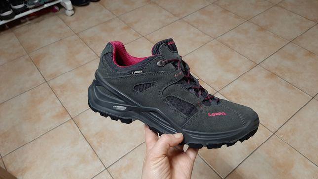 41-42р,26,8см,Трекинговые кроссовки,ботинки Lowa (Лова) SIRKOS GTX® WS