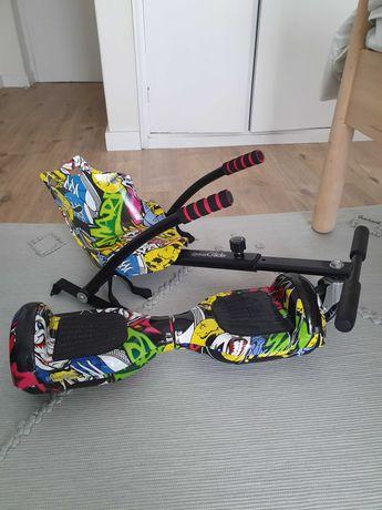 Hoverboard e kart Pilot Multicolor da Storex