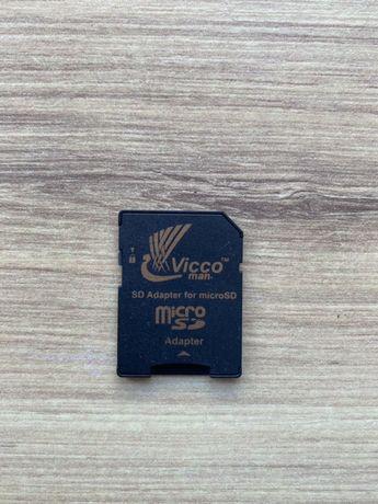 Adaptador de Cartão memória de cartão SD / micro SD