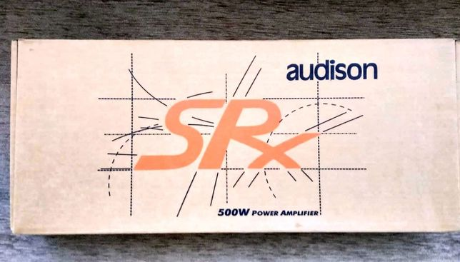 AUDISON SR х 3 усилитель трехканальный.