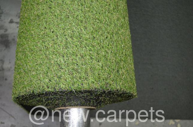 Высококачественная искусственная трава. 20мм. Искусственный газон 20мм