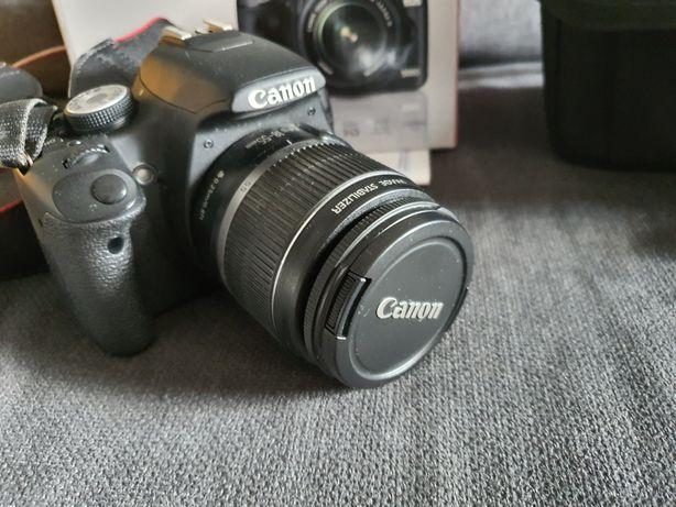 Sprzedam lub zamienię aparat lustrzanka Canon Eos 500D