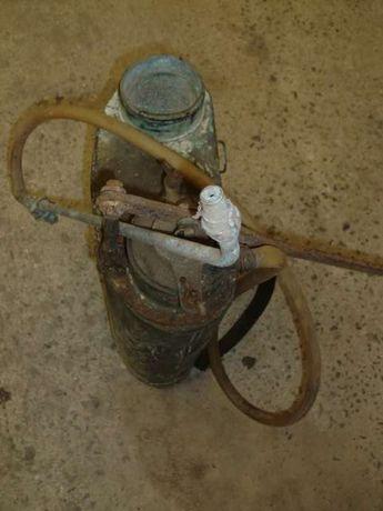 Maquina de sulfatar antiga (coleção e colecionadores) antiguidade