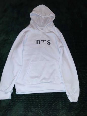 bluza BTS biała M