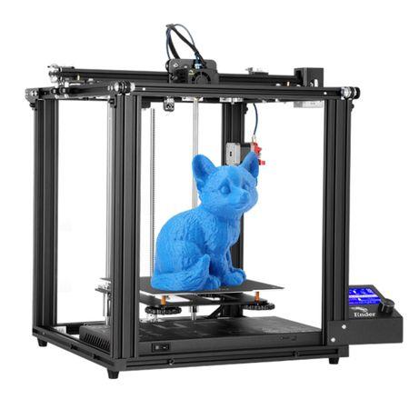 Creality Ender 5 Pro, 3D принтер, В наличии, Новый, Гарантия/Кредит