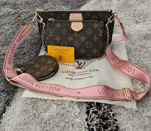 Multipochette Louis Vuitton