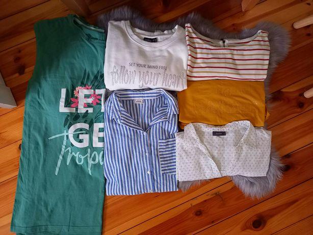 Paka zestaw ubrań dla kobiety damskich kik pepco c&a