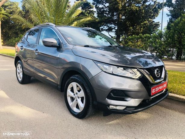 Nissan Qashqai 1.5 dCi Business Edition DCT