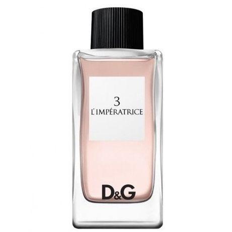 Туалетная вода D&G L'Imperatrice 3