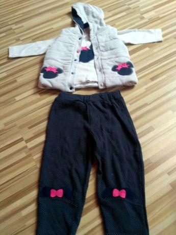 Komplety/dresy dla dziewczynki