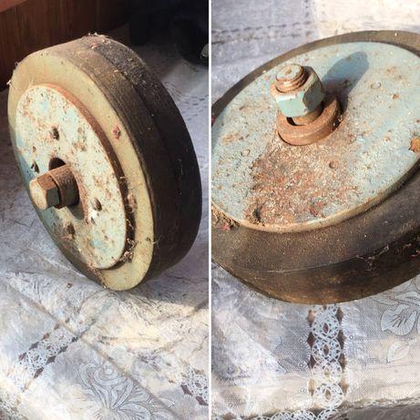 Металлические колёса