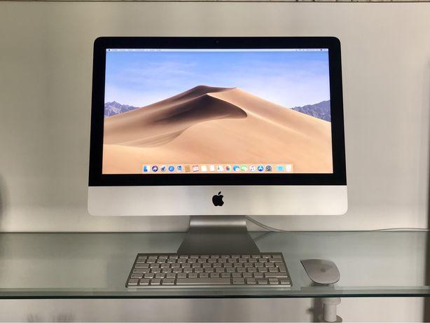 """iMac 21,5"""" i5 8Gb - Computador Apple - Como novo c/caixa e acessórios"""