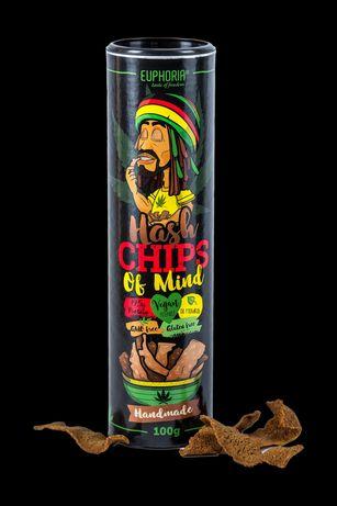 Chipsy tuba 100 g
