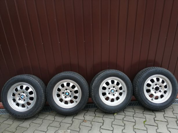 Felgi aluminiowe 15stki zimowe BMW 3 e46