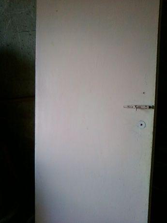 Дверное полотно (дверь, двери) 3 шт (советские, СССР)