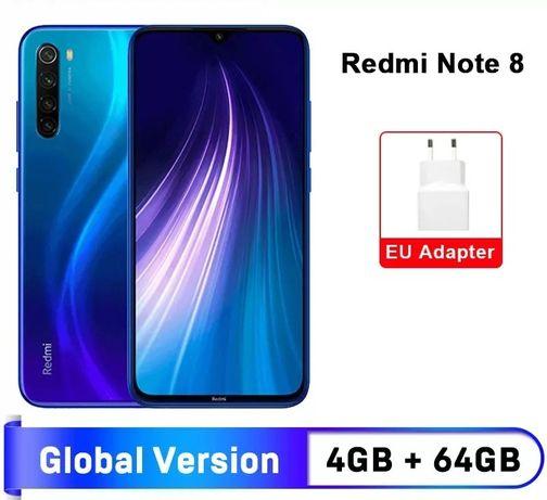 Xiaomi Redmi Note 8 глобальная версия 4гб/64гб