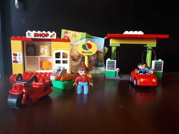 Lego Duplo 6171 Stacja Paliw