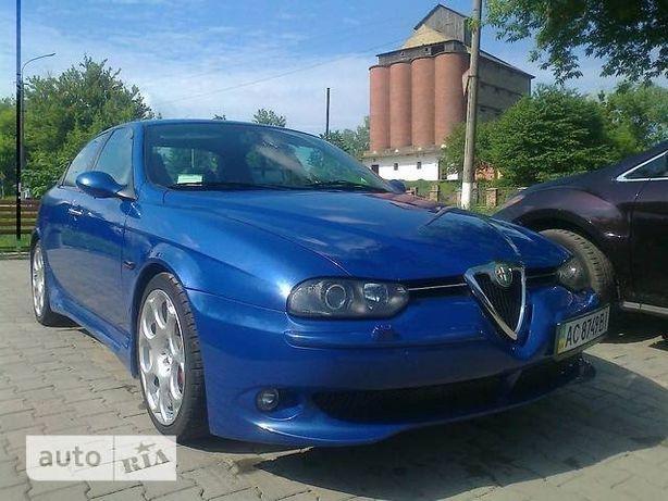 Alfa Romeo 156 GTA 2002