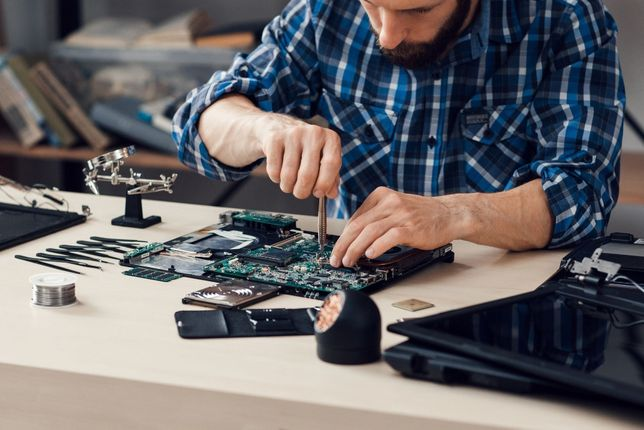 Ремонт компьютеров и ноутбуков: настройка, чистка, установка Windows