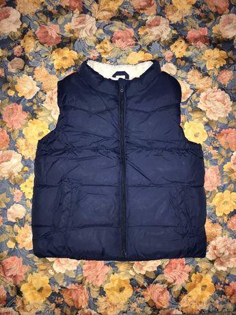 Жилетка куртка пуховик Next Zara