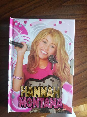 Diário Hannah Montana Novo
