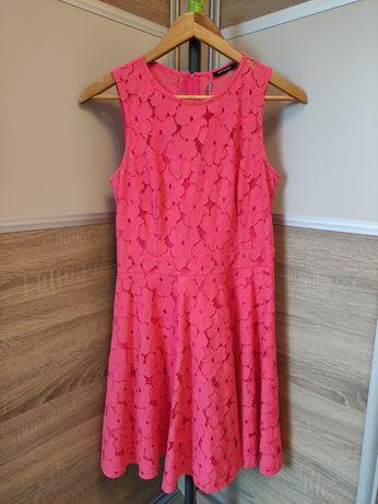 Sukienka Orsay 36 koronka